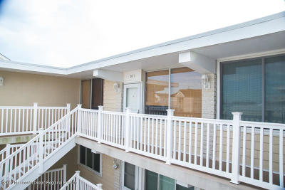 Seaside Heights Condo/Townhouse Under Contract: 1515 Boulevard #24