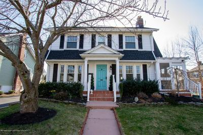 Red Bank Single Family Home Under Contract: 12 Harrison Avenue