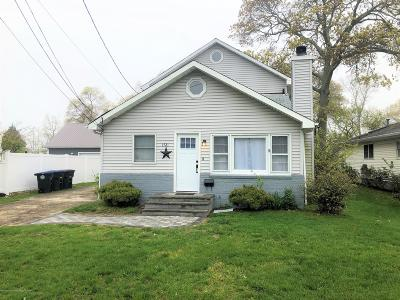 Belmar Single Family Home For Sale: 1721 Grove Street