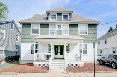 Red Bank Multi Family Home Under Contract: 34-36 Waverly Place