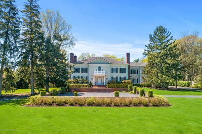 Rumson Single Family Home Under Contract: 8 Sycamore Lane
