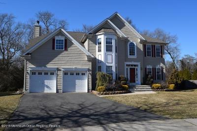 Spring Lake Single Family Home For Sale: 2611 Kipling Avenue