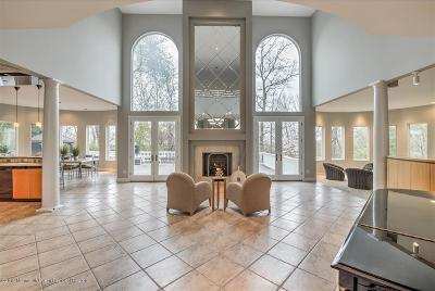 Morganville Single Family Home For Sale: 201 Doe Trail