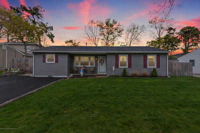 Ocean County Single Family Home For Sale: 132 Hatch Lane