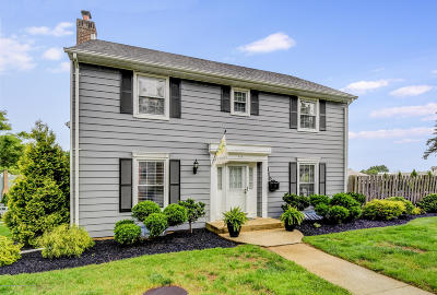 Freehold Condo/Townhouse For Sale: 110 Stokes Street