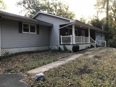 Monroe Single Family Home Under Contract: 10 N State Home Road