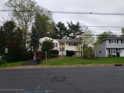 Hazlet Single Family Home For Sale: 538 Line Road