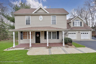 Colts Neck Single Family Home For Sale: 281 Route 537