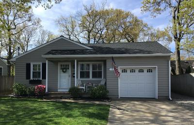 Point Pleasant Single Family Home Under Contract: 2506 Cedar Street
