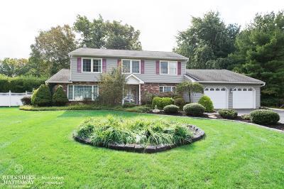 Monroe Single Family Home For Sale: 8 Lori Street