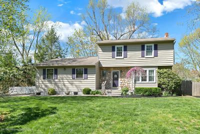 Millstone Single Family Home For Sale: 11 Running Brook Drive
