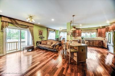 Morganville Single Family Home Under Contract: 65 Deerfield Road