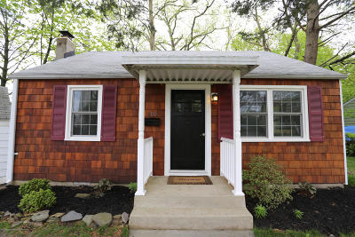 Neptune Township Single Family Home Under Contract: 200 Neptune Boulevard