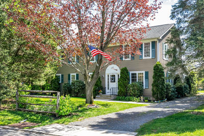 Spring Lake Single Family Home Under Contract: 1810 Beverly Avenue
