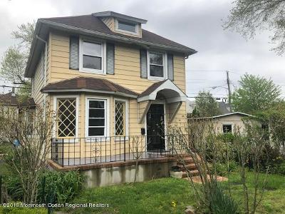 Asbury Park Rental For Rent: 1111 1/2 4th Avenue