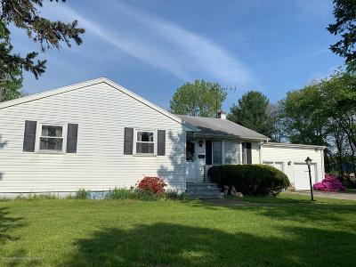 Monroe Single Family Home For Sale: 1399 Perrineville Road