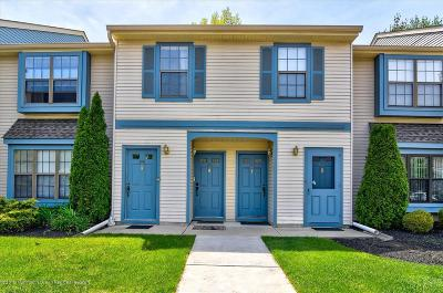 Robbinsville Condo/Townhouse For Sale: 196 Wyndham Place