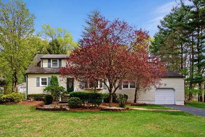 Aberdeen, Matawan Single Family Home For Sale: 30 Center Avenue
