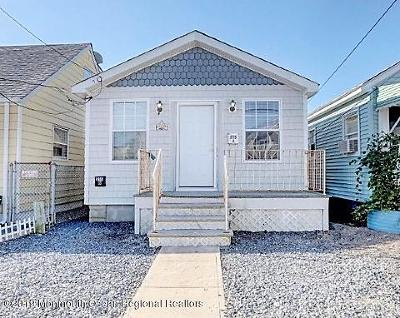 Seaside Heights Single Family Home For Sale: 215 Sheridan Avenue