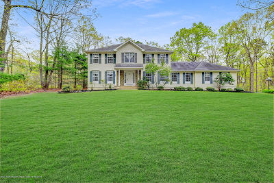 Single Family Home For Sale: 6 Forest Hill Drive