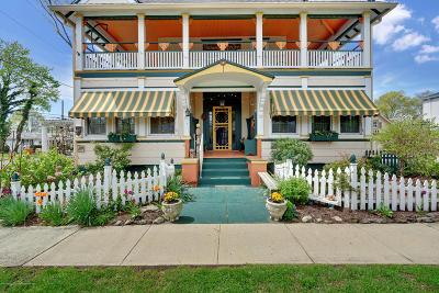 Manasquan Single Family Home For Sale: 117 Marcellus Avenue