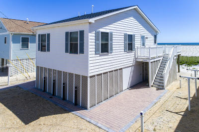 Lavallette Single Family Home For Sale: 3400 Seaview Road