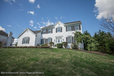 Ocean Twp Single Family Home For Sale: 53 Maidenstone Drive