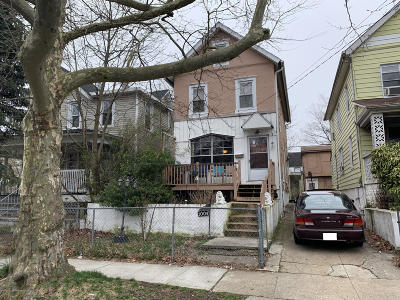 Asbury Park Single Family Home Under Contract: 1004 Summerfield Avenue