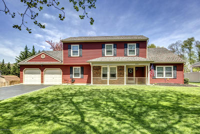 Freehold Single Family Home For Sale: 370 Concord Drive