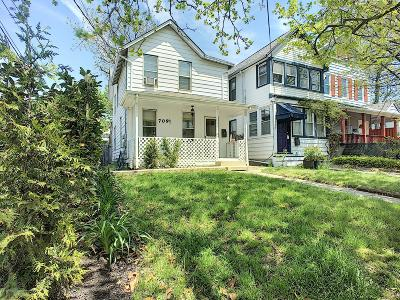 Asbury Park Single Family Home Under Contract: 709 1/2 4th Avenue
