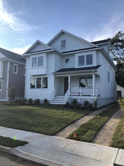 Spring Lake Single Family Home For Sale: 414 Central Avenue