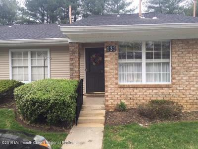 Monmouth County Adult Community Under Contract: 131 Viburnum Terrace #319