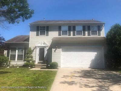 Howell Single Family Home For Sale: 34 Firestone Drive