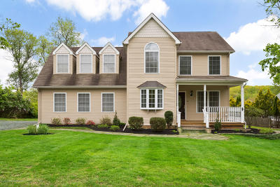 Millstone Single Family Home Under Contract: 345 Sweetmans Lane