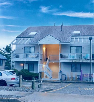 Seaside Park NJ Condo/Townhouse For Sale: $380,000