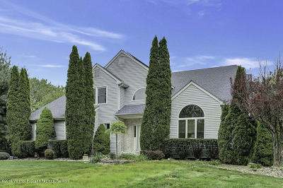 Freehold Single Family Home For Sale: 36 Majestic Drive