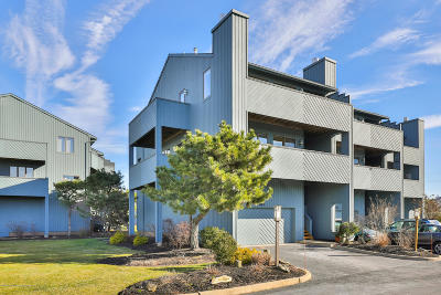Monmouth County Condo/Townhouse For Sale: 1566 Ocean Avenue #24