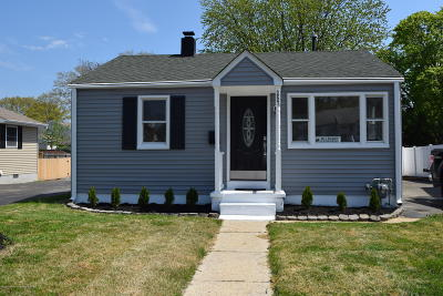 Long Branch Single Family Home Under Contract: 257 6th Avenue