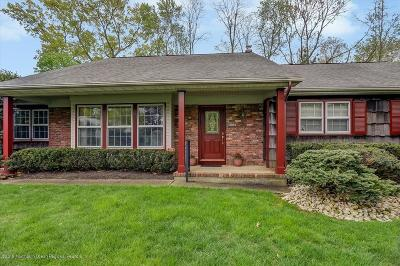 Morganville Single Family Home Under Contract: 5 Duncan Drive