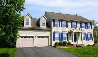 Howell Single Family Home For Sale: 2 Shannon Court