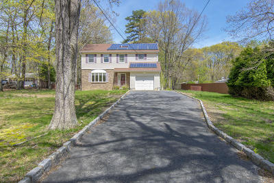 Monmouth County Farm For Sale: 67 Maxim Road