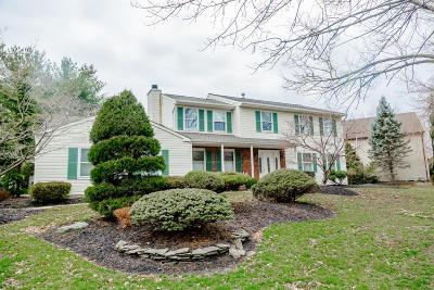 Marlboro Single Family Home For Sale: 3 Palomino Way