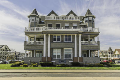 Ocean Grove Condo/Townhouse Under Contract: 4 Ocean Avenue #11