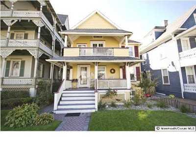 Ocean Grove Rental For Rent: 8 Atlantic Avenue