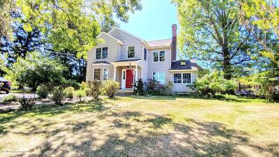 Eatontown Single Family Home For Sale: 92 Tinton Avenue
