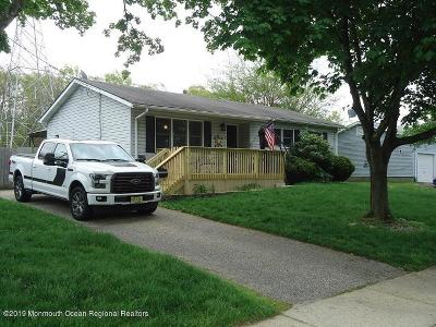 Jackson Single Family Home Under Contract: 17 Drexel Drive