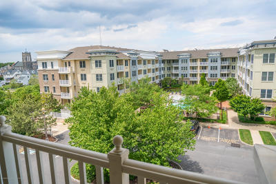 Long Branch Condo/Townhouse For Sale: 55 Melrose Terrace #412