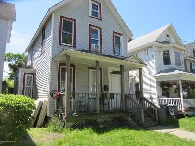 Asbury Park Single Family Home For Sale: 1024 Bangs Avenue