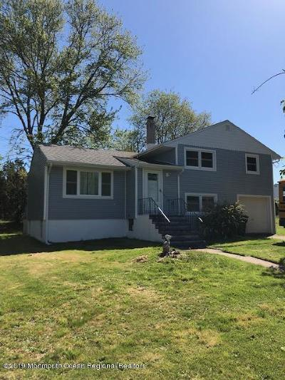 Neptune City, Neptune Township Single Family Home For Sale: 10 Valley Drive