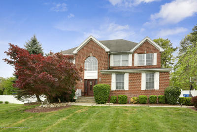 Jackson Single Family Home For Sale: 36 Pointe Circle